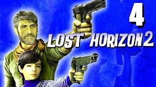 Lost Horizon 2 Walkthrough ENGLISH - Part 4 Football Kid, Secretary Trouble, Safe Code