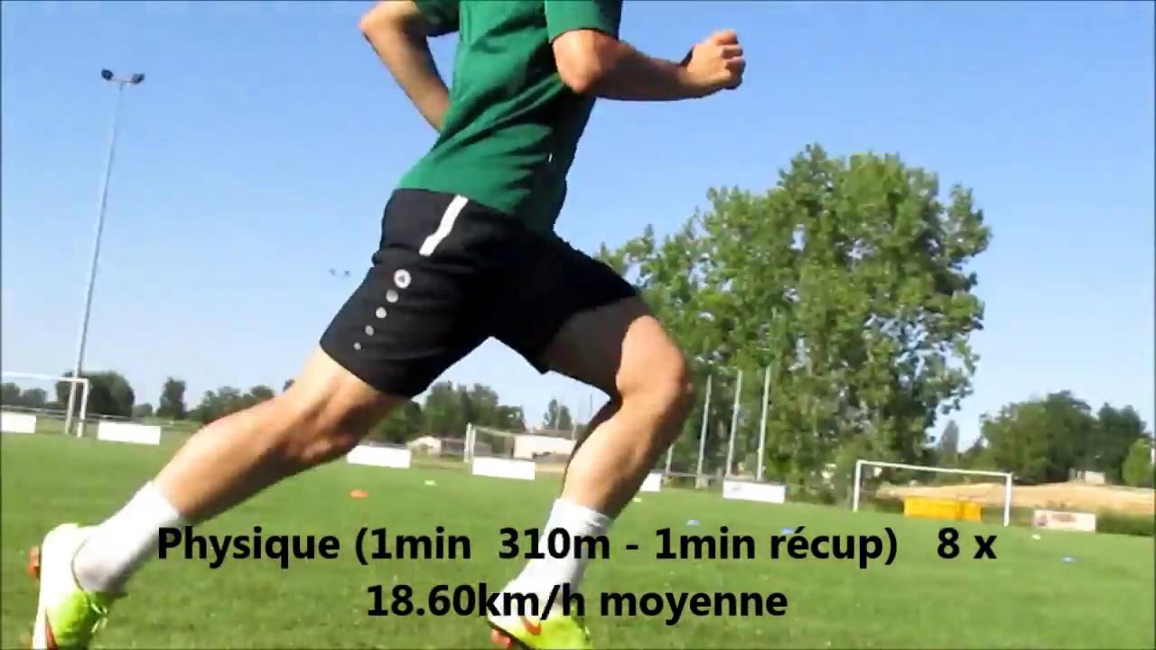 Travail Physique Avec Et Sans Ballon Youtube