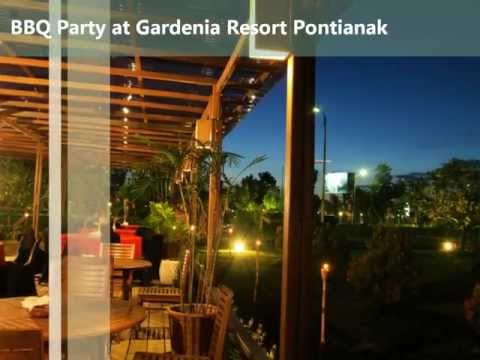 BBQ Dinner Party - Gardenia Resort and Spa Pontianak