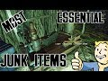 Most Essential Junk Items in Fallout 76 + CHARTS