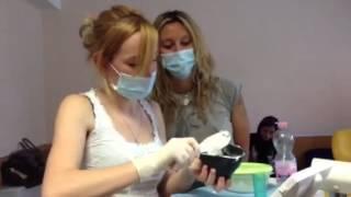 Corso Assistente alla Poltrona di Studio Odontoiatrico Agenfor Milano www.agenfor.it