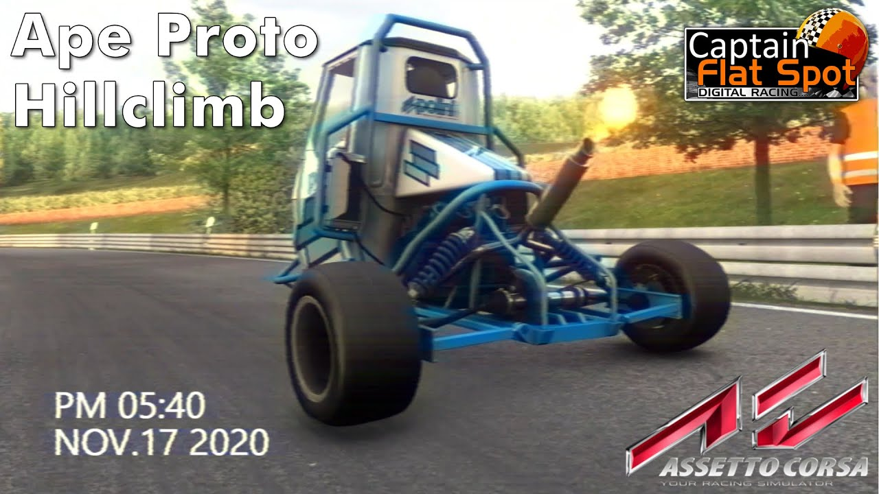 Assetto Corsa Mods Ape Proto