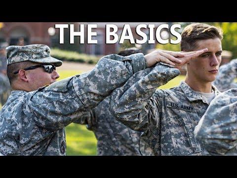 Does JROTC Help At Basic Training?