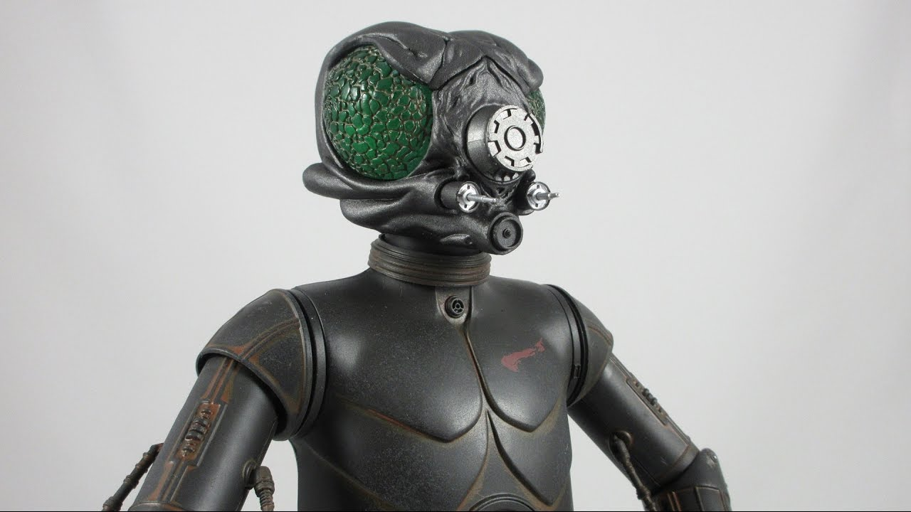 osw.zone Video Review of Sideshow Collectibles 4-LOM By Kool KollectiblesClick the link b...