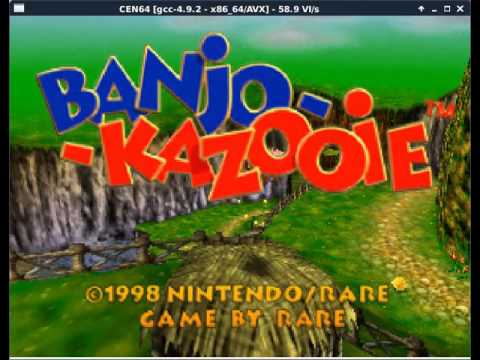 New leap in N64 emulation with Libretro update   GBAtemp net