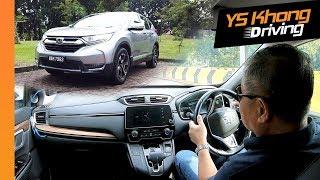 Honda CR-V 1.5 Turbo AWD (Pt.2): Genting Hill Climb - Can the CVT Take It? | YS Khong Driving