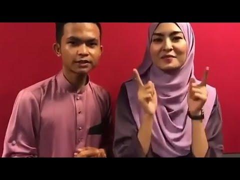 Sweetnya Wany Hasrita Tunjuk Dekat Tajul Bila Kawannya Tanya 'Bercinta Ke' Dan Nyanyi Lagu Aishah!