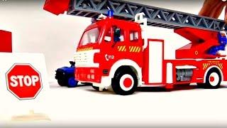 видео: Видео про машинки подряд - Учим дорожные знаки