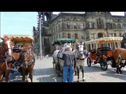 Dresden Zwinger Frauenkirche Kunst ...