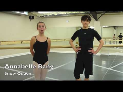 Annabelle Bang & Adrian Durham--Rudolph 2013