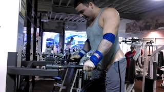 200lb weighted dip plus bodyweight