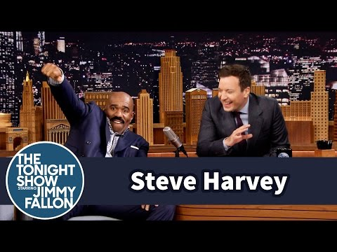 Steve Harvey Tonight