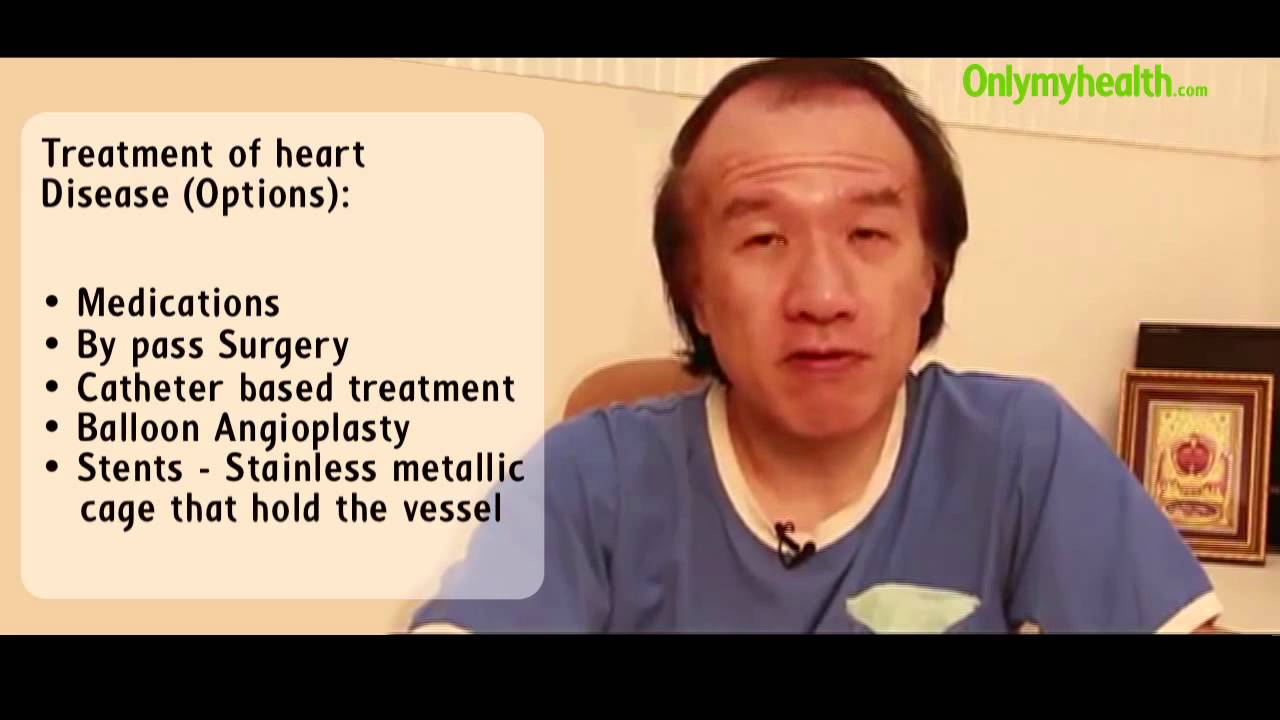 treatment options for coronary artery disease