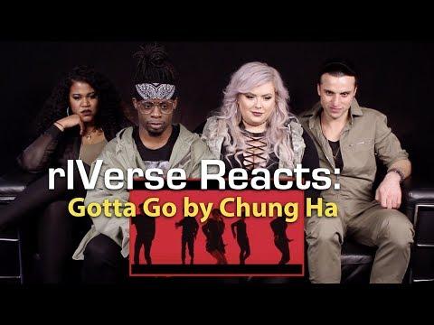 rIVerse Reacts: Gotta Go by Chung Ha - MV Reaction