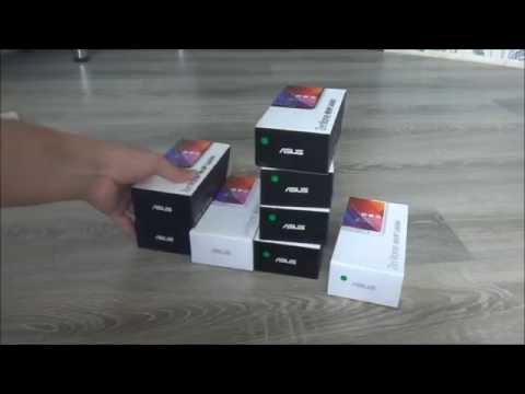 Распаковка 8 телефонов Asus ZenFone max для тестов и обзора с AliExpress Unboxing