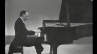 Michelangeli plays Scarlatti - Sonata in C major