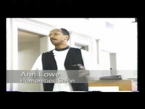 Humanities Salon – Anne Lowe and the Black Fashion Museum