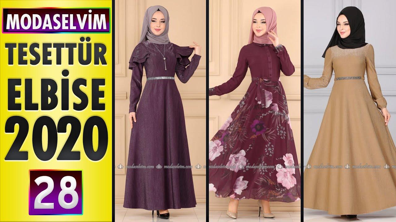 2020 Modaselvim Elbise Modelleri 28   Wedding Guest Dresses by Modanzi Tesettür