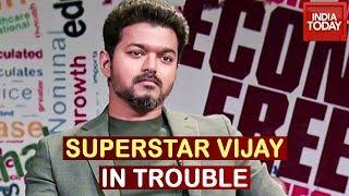 Tax Department Summons Tamil Superstar Vjay Over Tax Heat  On 'Bigil' Financier