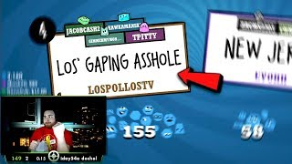 When LosPollosTv Tries To Troll His Twitch Viewers! (Funny Game)