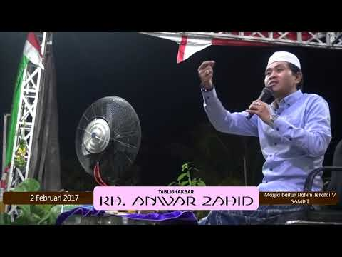 Lucu Banget !! Ceramah K.H. ANWAR ZAHID   Di Sampit Kalimantan
