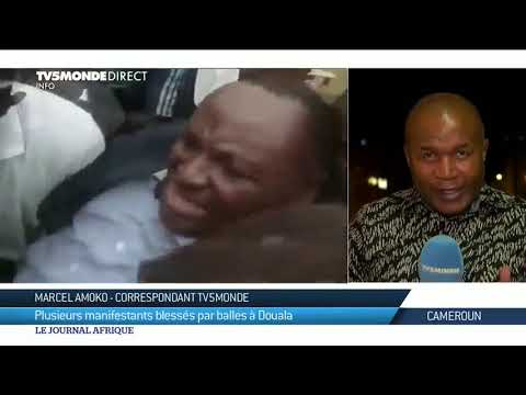 Cameroun : plusieurs blessés par balles à Douala, l'ambassade prise d'assaut à Paris