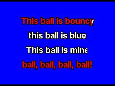SM9924 14 Bouncy Ball Dora The Explorer [karaoke]
