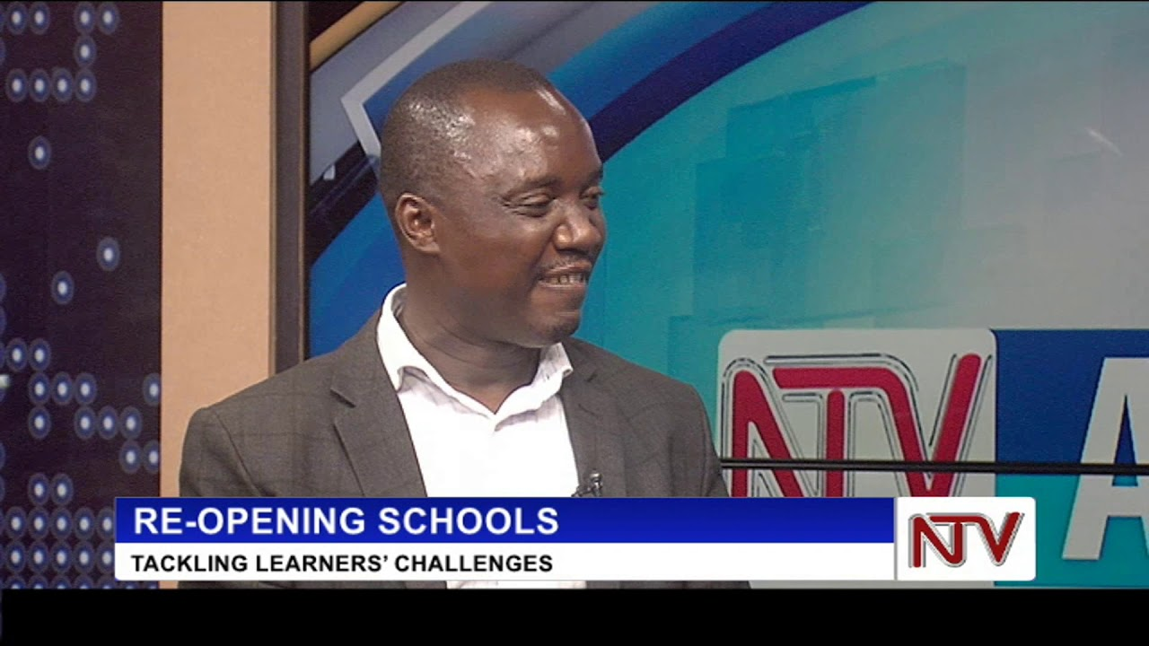 Tackling learners' Challenges as Schools re-open: JA Uganda CEO, Geoffrey Wakhakuyu Speaks to NTV