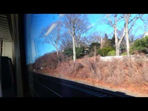 MTA Metro North Hudson Line EXPRESS Ride (Croton-Harmon to Grand Central)