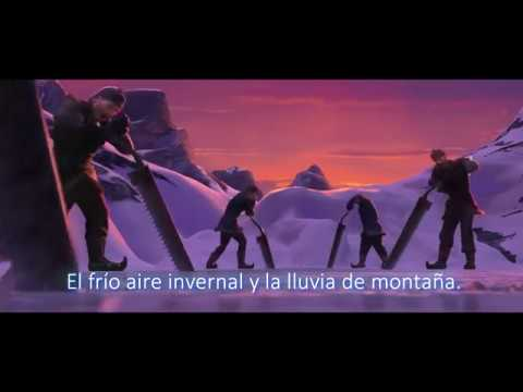 Frozen Heart in Castilian Spanish Corazón de HieloSoundtrack Version