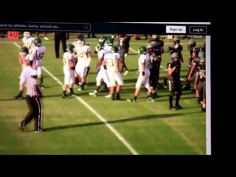 Grayson.   JR.  #22.   East vs North Moore