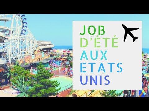 Work & Travel - Job D'été Aux USA : Impressions à J-7
