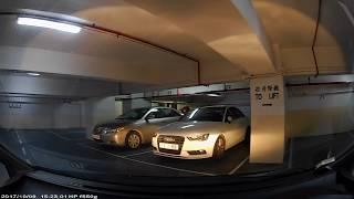 香港泊車好去處 - 東城大廈停車場 (入)