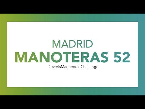 everis Xmas Mannequin Challenge – Madrid Manoteras 52