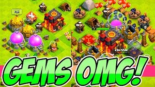 "Clash of Clans ""TH10 TRAP BASE!"" Clash of Clans Trolling TH10 Base! 1080P"