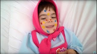 Kids Pretend Play * Little Masha is going to the Doctor