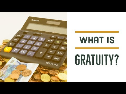 What is gratuity? Detailed explanation in Hindi