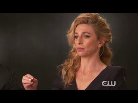 Claudia Black and David Gyasi tell about CW Containment