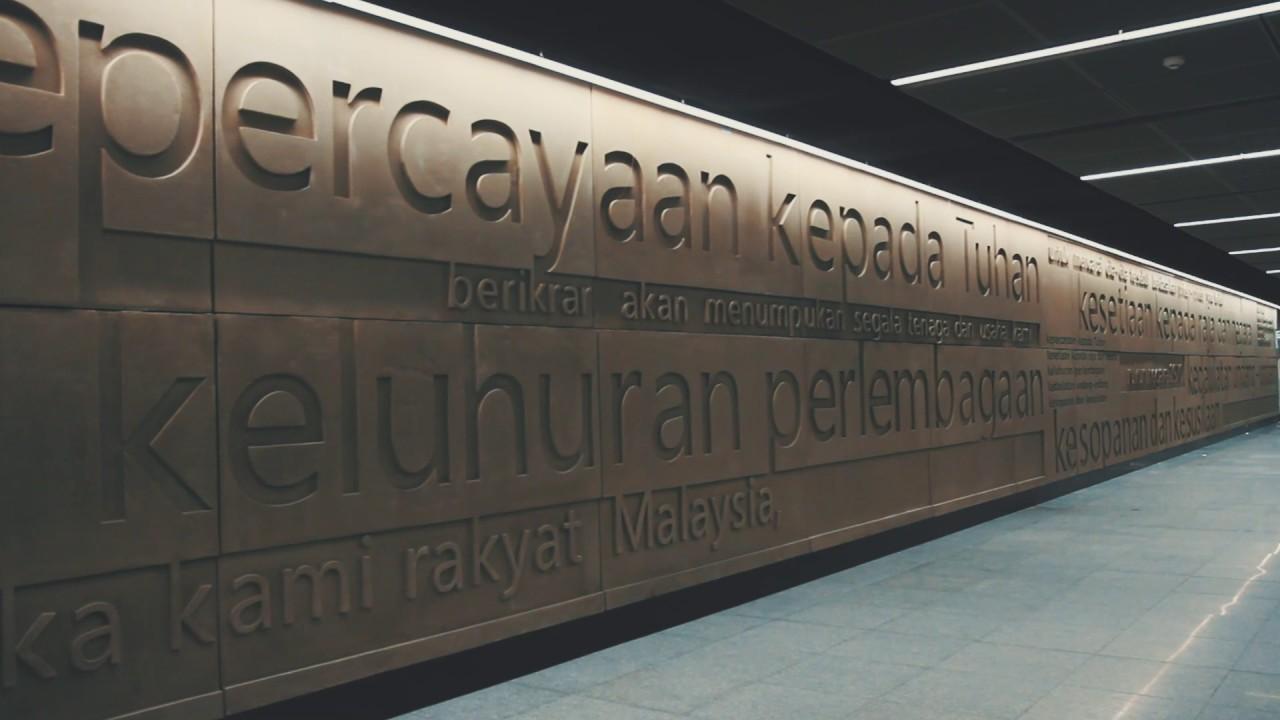 GAMBAR] Anda Pasti Rasa 'Excited' Bila Lihat 7 Stesen MRT