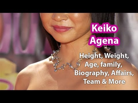Keiko Agena Height Weight Measurements Net Worth and Husband
