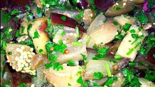 Баклажаны как грибы   Блюда из баклажанов