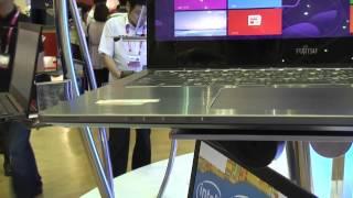 fujitsu uh90 l 14 haswell ultrabook with a 3200x1800 pixel igzo display