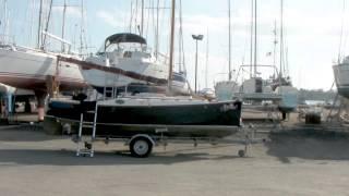 Rigging a Cape Cutter 19