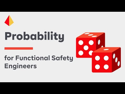 Probability for Functional Safety Engineers (IEC 61508 Online Course)
