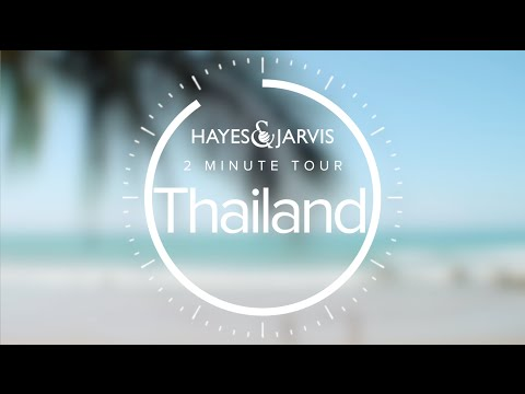 Hayes & Jarvis | 2 Minute Tour of Thailand