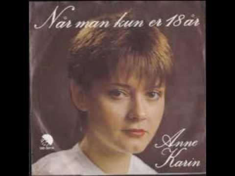 Anne Karin Når man kun er 18 år Dansk MPG 1982 HQ