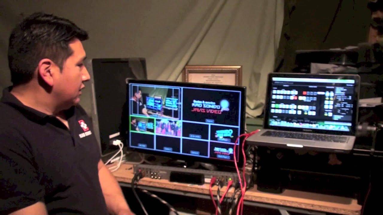 Blackmagic Design Atem Television Studio Production Switcher Youtube