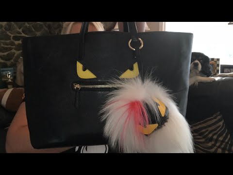 What's In My Purse - Yellow Eyed Monster