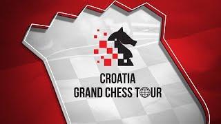 2019 Croatia Grand Chess Tour: Round 8