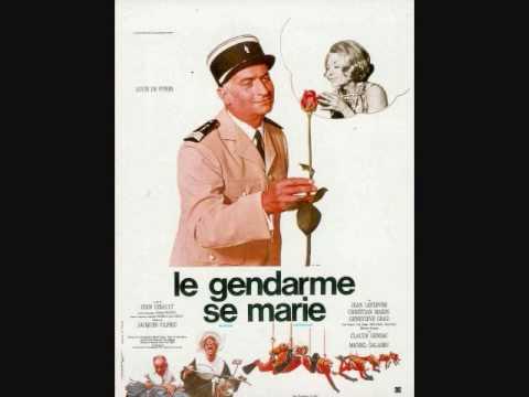 Le Gendarme Se Marie - Musique du Generique